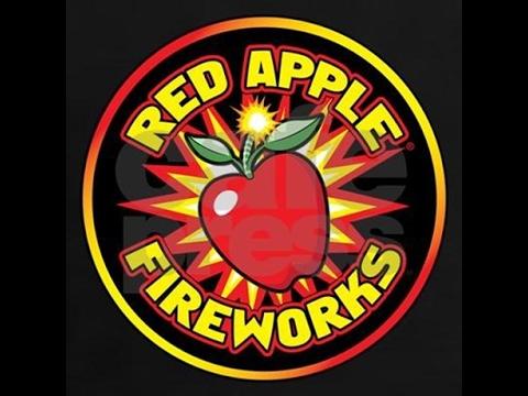 RED APPLE FIREWORKS - PAHRUMP, NV - FIREWORKS SHOPPING TRIP