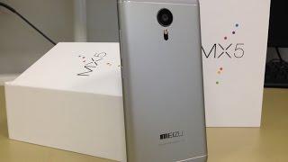 обзор Meizu MX5 Китайский монстр