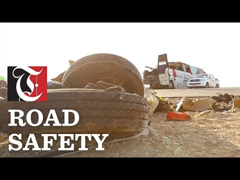 Road safety issue raised in Oman