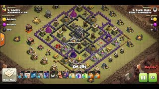 TH9  Witchs+Healer+bowler  ATTACKS new strategy| PC CRACK