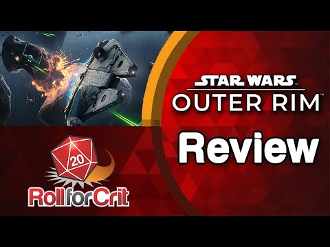 Star Wars: Outer Rim Review | Roll For Crit