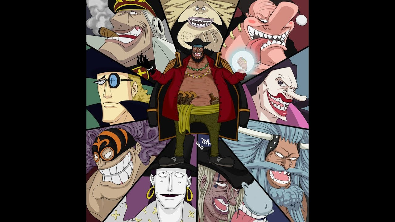 Blackbeard And Luffy: Blackbeard Vs Strawhats! Who Will Fight Who? One Piece