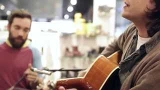FRANK IERO PERFORMS 'SHE'S THE PRETTIEST GIRL AT THE PARTY' // DR. MARTENS // HIT THE DECK