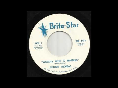 Arthur Thomas - Woman Who Is Waiting