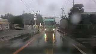 速度を守らない土浦ナンバーのトナン運送(1)
