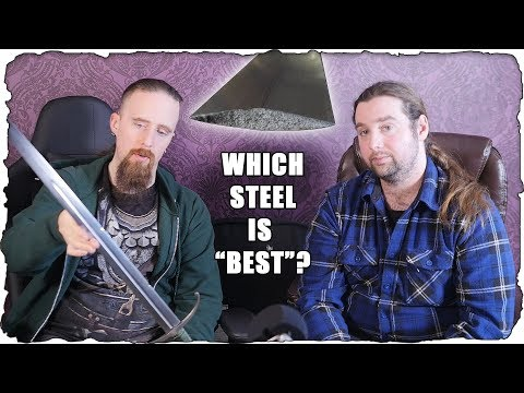 A Blacksmith's Introduction To Steel Types And Quality