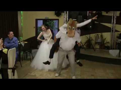 Сказка на свадьбу сценка