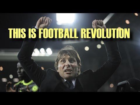 This is Football Revolution - Antonio Conte 2017 | HD