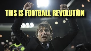 This is Football Revolution by Antonio Conte