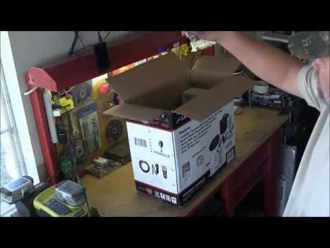 Unboxing- Longevity Forcecut 40D Plasma Cutter- Part 1 Mp3