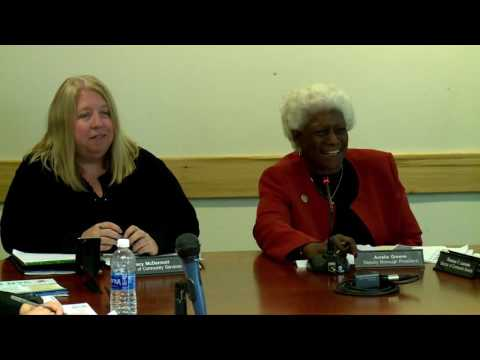 Borough Board Meeting April 27 2017