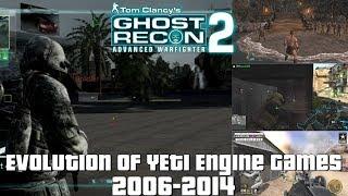 Evolution of YETI Engine Games 2006-2014