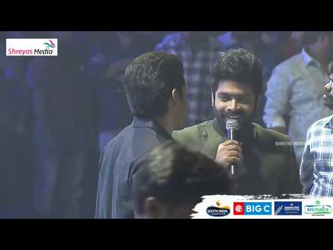 Indian Idol Winner Singer Revanth Live Song Performance AtMajili Pre Release Event