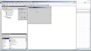VBA Programming for Excel 2010 - V4.01 - UserForm GUI - Introduction