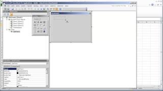 VBA Programming for Excel 2010 - V4.01 - UserForm GUI - Introduction