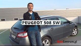 Peugeot 508 SW 2.0 HDI 163 KM, 2013 test AutoCentrum.pl 038