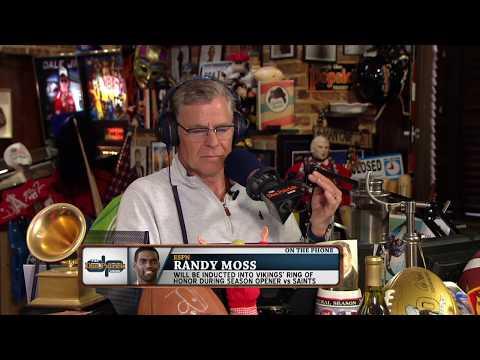 Hall of Famer Randy Moss Shares How Kevin Garnett Retired Him From Hoops (6/16/17)