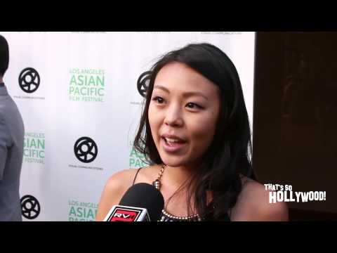 Victoria Park talks about her role in Wong Fu's Everything Before Us