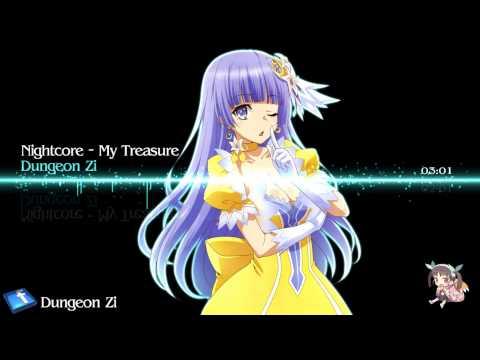 Nightcore - My Treasure【Miku】