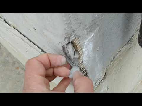 Нарушение технологии СФТК Мокрый Фасад, нарушено всё, такой фасад под полный демонтаж