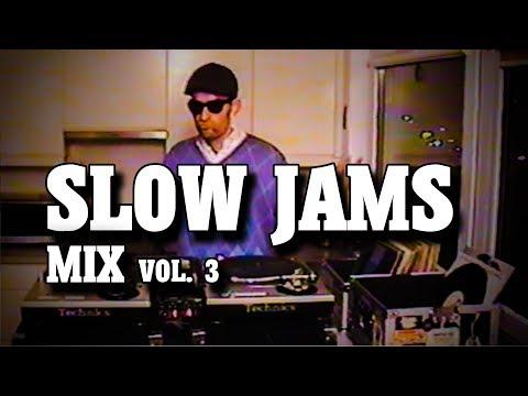 SLOW JAMS mix Vol. 3¦ 80s & 90s R&B