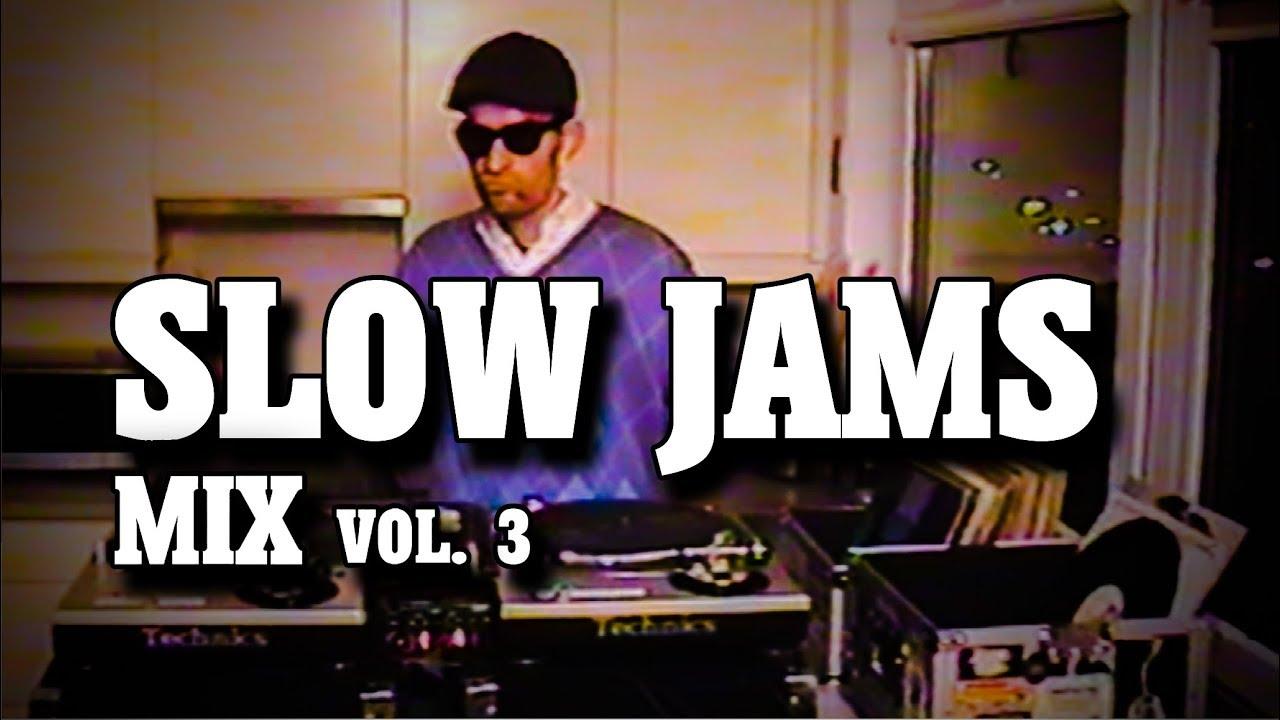 SLOW JAMS mix Vol. 3 | 80s & 90s R&B