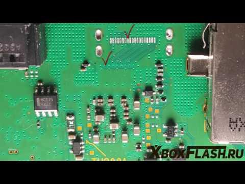 Восстановление HDMI контактов на PS4 (Альтернативные точки)