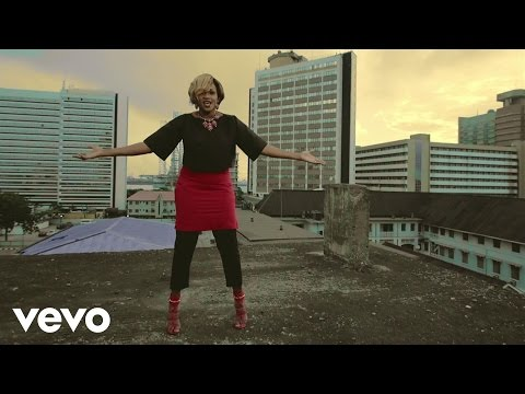 Video: Waje – Left For Good Ft. Patoranking & Godwin Strings