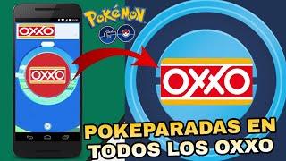 ¡POKEPARADAS EN TODOS LOS OXXO DEL PAIS! ¡INICIATIVA Y #SafariZoneMexico Pokemon GO!