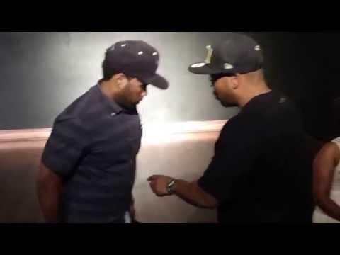 Love & Hip Hop: NY' Mendeecees Harris Visit Baltimore MD