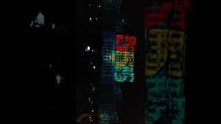 Bucharest Romania 555-year Anniversary 2014 ! Show at the Houses of Parliament ! (2)