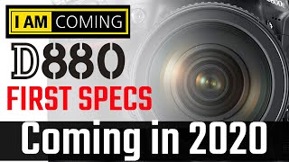 Nikon D880 Coming in 2020, First Specs Leaked