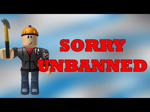 HOW TO GET UNBANNED/UNDELETED ON ROBLOX! [WORKS 2016] #GiveTripleHisAccountBack