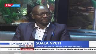 Suala Nyeti: Usalama wa dawa