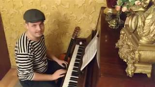 """Спартак-одессит лабает """"Мурку"""" ....Шок! Смотреть до конца !!!!"""