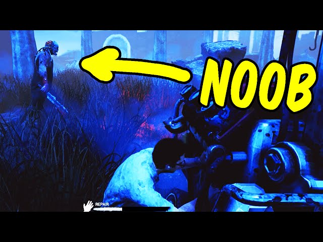 Noob Killer - Dead by Daylight Funny Moments