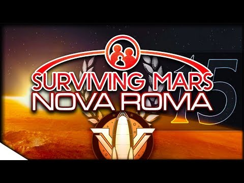 SURVIVING MARS - The Big Food Scare | Surviving Mars — Nova