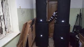 Тестируем акустическую систему DAS Audio