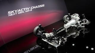 2016 Mazda MX-5 Miata Skyactiv Chassis - 2014 New York Auto Show