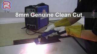 Plasma Cutting Demonstration - R-Tech Plasma 30C