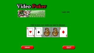 🎮 Video Poker Android Game