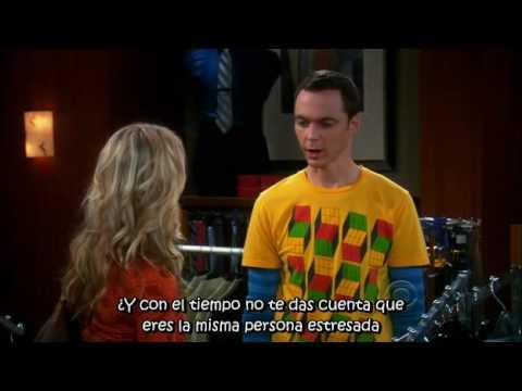 The Big Bang Theory Sheldons Suits Subtitulado Español Youtube