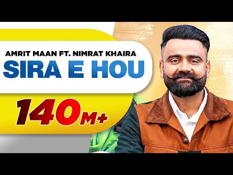 Sira E Hou (Official Video) | Amrit Maan | Nimrat Khaira | Desi Crew | Latest Punjabi Songs 2021 - Speed Records