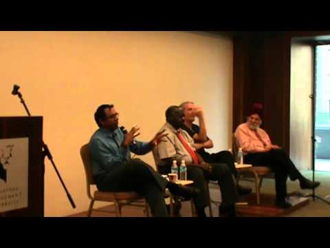 AMERICAN WRITERS FESTIVAL 2013: DAY 2 PART 2