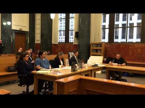 Family Of Dead Victim Addresses Killer