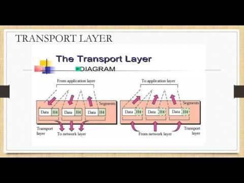 Presentation on OSI Model