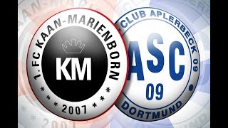 Spitzenspiel Kaan-Marienborn vs. ASC 09 Dortmund