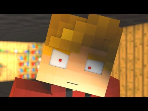 Minecraft Animated Short #4 - LACHLAN RAGES (Minecraft Animation)