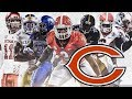 Chicago Bears 2018 Draft Recap