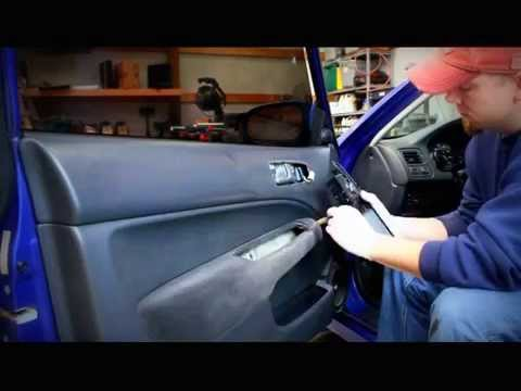 Honda Civic Door Panel RemovalHow to repair the power